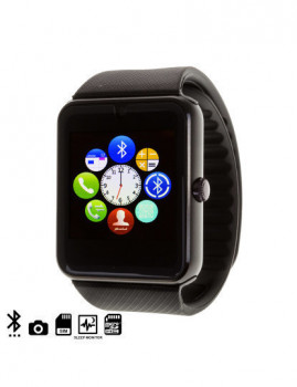 e-Touch Bluetooth Smartwatch para IOS e Android