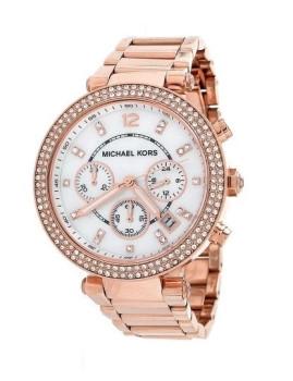 Relógio Michael Kors Paker Dourado