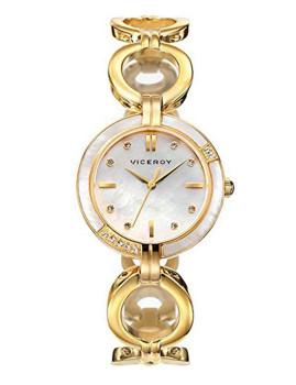 Relógio Viceroy Argolas Dourado