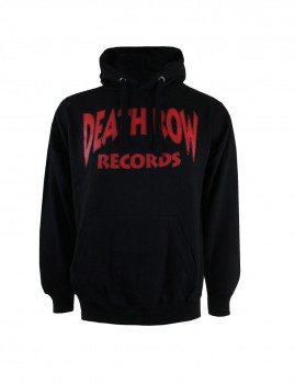 Hoodie Arch Text Preto