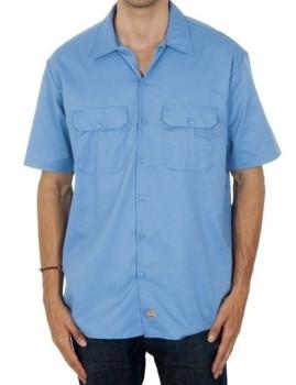 Camisa Dickies Sleeve Azul