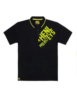 Pólo Streetwear Rebocate Preto