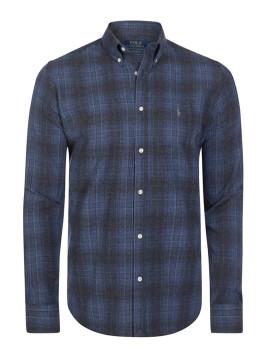 Camisa Ralph Lauren Azul Navy