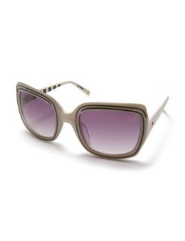 Óculos de Sol LoveMoschino ML528S04 Creme