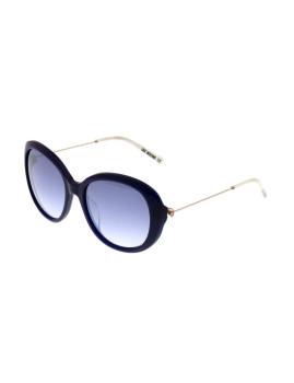 Óculos de Sol Moschino Love ML589S04 Preto e Azul