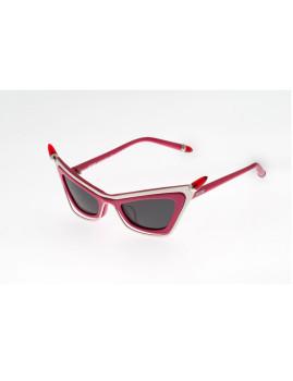 Óculos de Sol Moschino MO822S03 Vermelhos