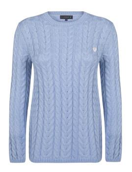 Pullover Sir Raymond Tailor Greenies Azul Claro