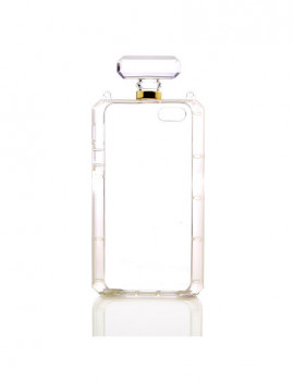 Capa Perfume c/ Correia Ip5 Transparente