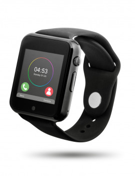 Relógio Bluetooth Unotec Watch-BT8 Preto