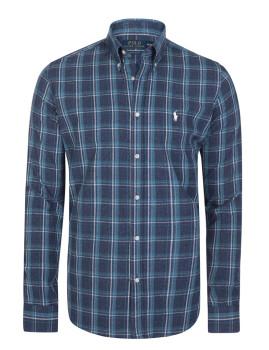 Camisa Ralph Lauren Azul Navy Multi