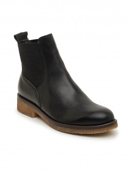 Botim Hush Puppies Preto