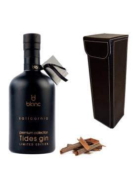 Pack Garrafa Gin Blanc + caixa de luxo e frasco de Cassia Madagáscar