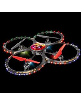 K02 Drone com Câmera e Luzes LED anti-broken