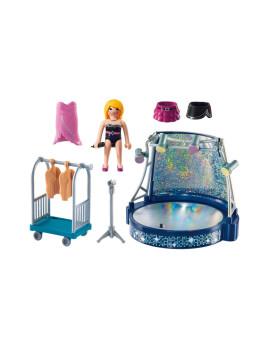 imagem de Playmobil Family Fun Discoteca com Cantora2