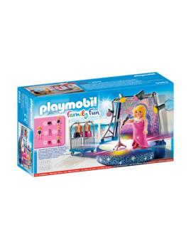 imagem de Playmobil Family Fun Discoteca com Cantora1