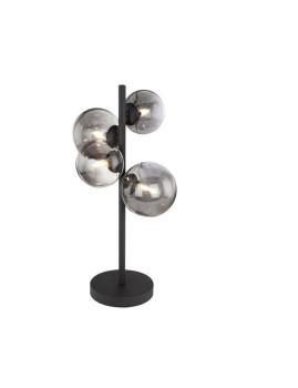 imagem de Candeeiro de mesa Riha Metal Preto1