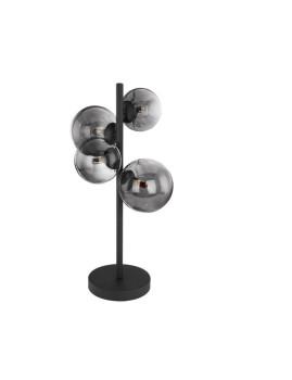 imagem de Candeeiro de mesa Riha Metal Preto2