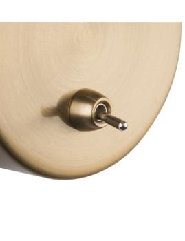imagem de Foco Donto Metal Dourado3