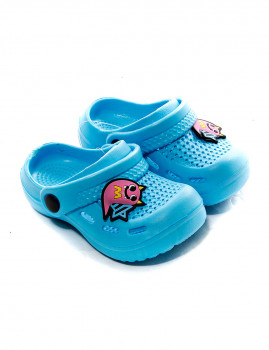 Clogs Azuis