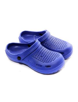 Clogs Azul Eléctrico