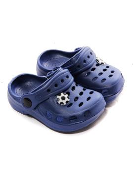 Clogs Azul Escuro