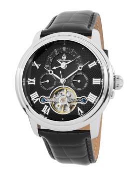 Relógio Burgmeister Homem Trafalgar Preto