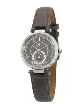 Relógio Burgmeister Senhora Celina Cinza