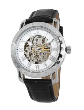 Relógio Burgmeister Homem Jamaika Preto e Prateado