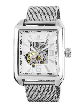 Relógio Burgmeister Homem St. Gallen Prateado
