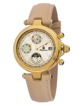 Relógio Burgmeister Senhora Laredo Bege e Champanhe