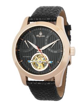 Relógio Burgmeister Homem Norwich Preto