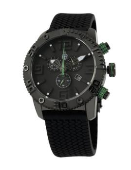 Relógio Burgmeister Homem BLACK! Chrono Preto