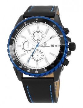 Relógio Burgmeister Homem Cape Coral Preto