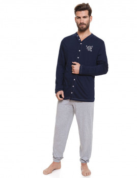 Pijama comprido  Lee Cooper Azul navy
