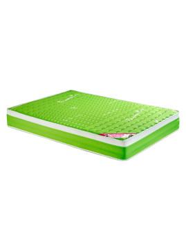 Colchão Farmavisco Easy 3D Carbono Cor Verde 180X180