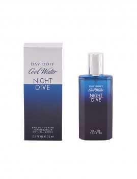 Perfume Cool Water Night Dive Edt 75Ml