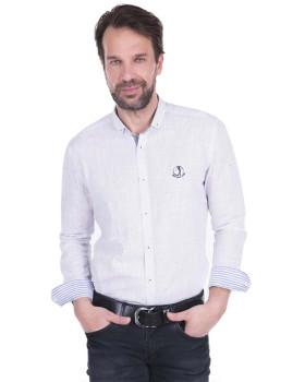 Camisa Sir Raymond Tailor Water Branca