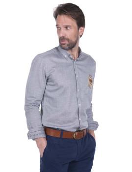 Camisa Sir Raymond Tailor Spoon Preta