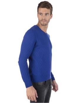 Pullover Rance Sir Raymod Tailor Azul Sax