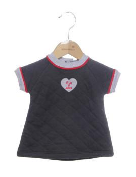 Vestido Bebé Girandola Preto Ref. 19