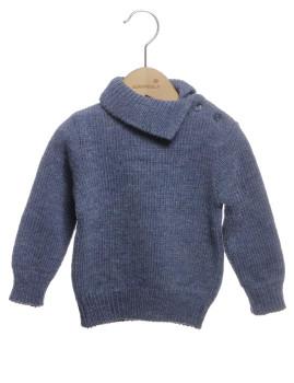Camisola Mini Menina Girandola Azul Ref. 19