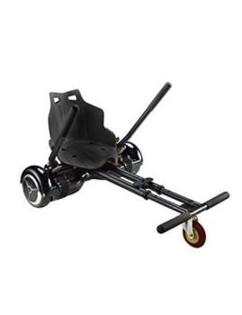 Um novo mundo para o seu Hoverboard! Transforme-o num Kart Elétrico com Hover Kart!