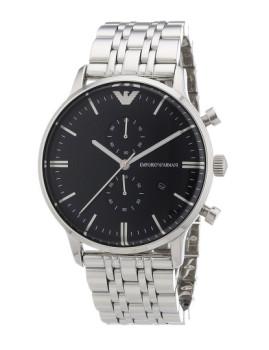 Relógio Emporio Armani Preto Homem