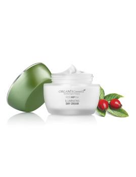 Creme de Dia Iluminador Hidratante Organix Cosmetix 50 ml