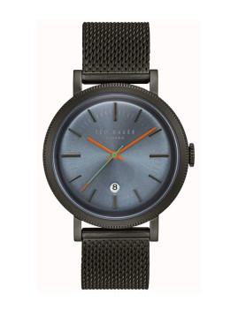 Relógio Homem Ted Baker Preto Metalizado