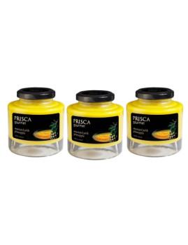 Condimento Mostarda Ananás 200gr - 3 unidades