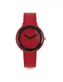 Relógio Sidartha Smart Vermelho Senhora