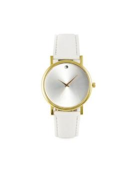 Relógio Classic Branco Senhora