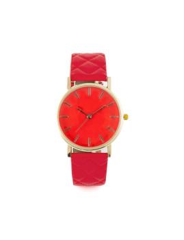 Relógio Elegance Vermelho