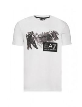 T-Shirt Emporio Armani Branco